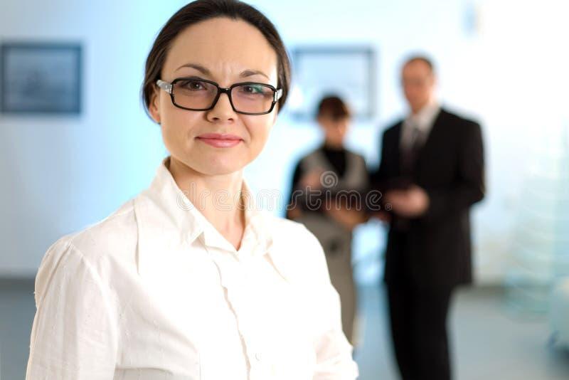 Download γυαλιά επιχειρηματιών στοκ εικόνες. εικόνα από ευτυχία - 13181994