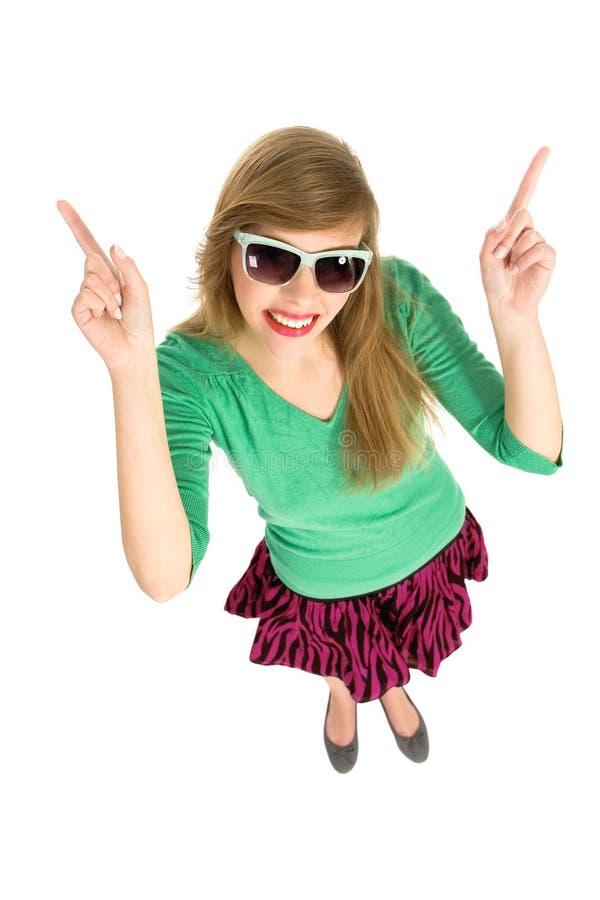 Download γυαλιά ηλίου κοριτσιών στοκ εικόνες. εικόνα από μόδα - 13178222