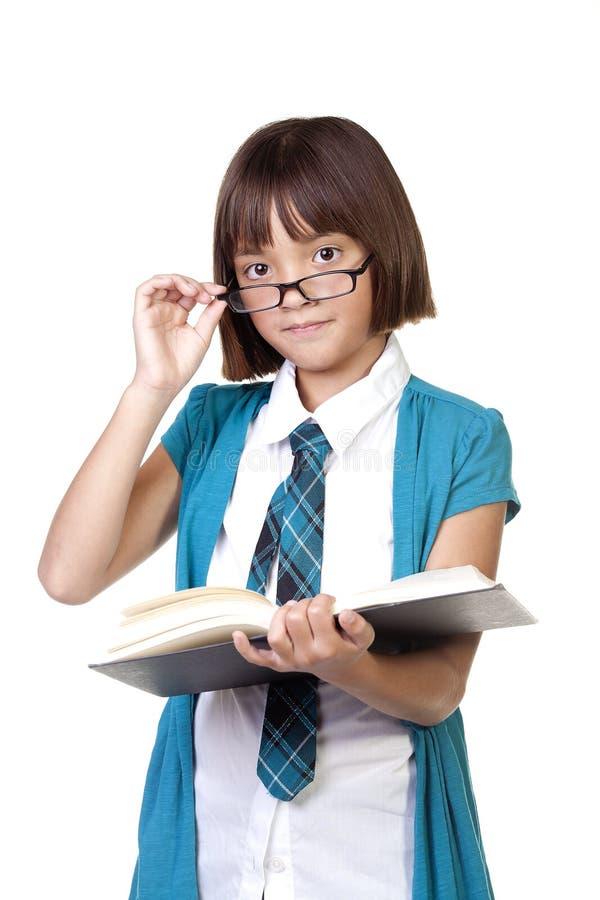 γυαλιά κοριτσιών οι άκρε& στοκ εικόνες