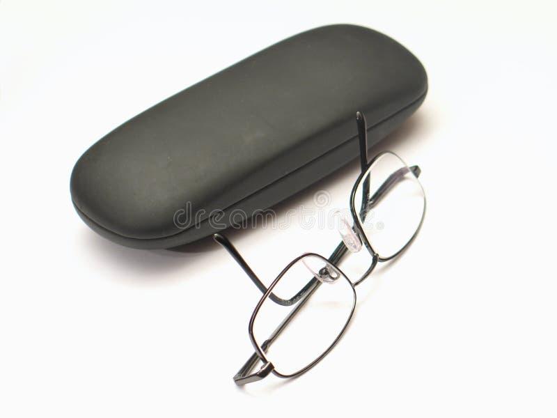 Download γυαλιά ματιών στοκ εικόνα. εικόνα από περίπτωση, ρολόι - 105129