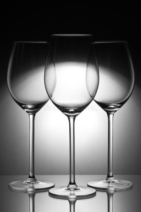 γυαλιά τρία στοκ εικόνες με δικαίωμα ελεύθερης χρήσης