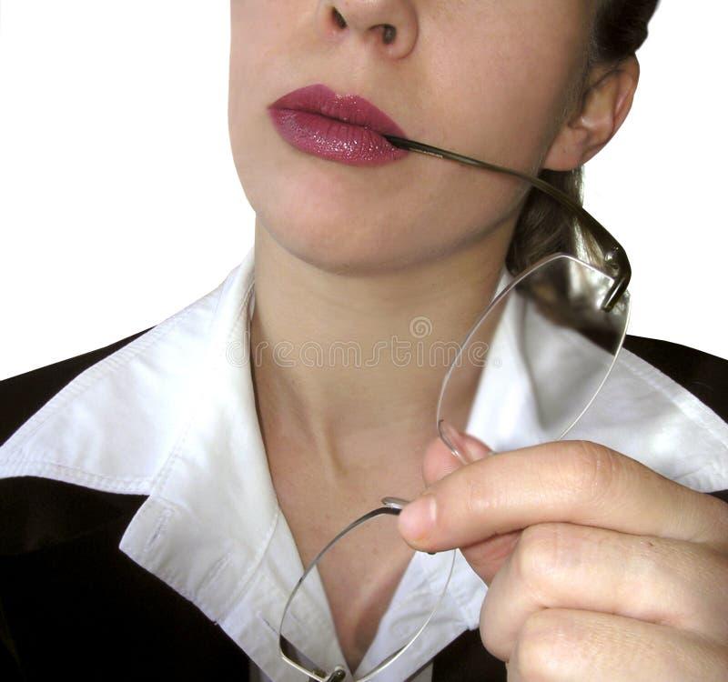 Download γυαλιά στοκ εικόνα. εικόνα από πρόσωπο, γραφείο, χέρια, διανοητικός - 2911