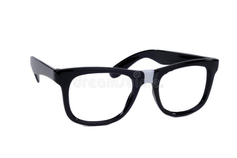 Γυαλιά Geek στοκ εικόνες
