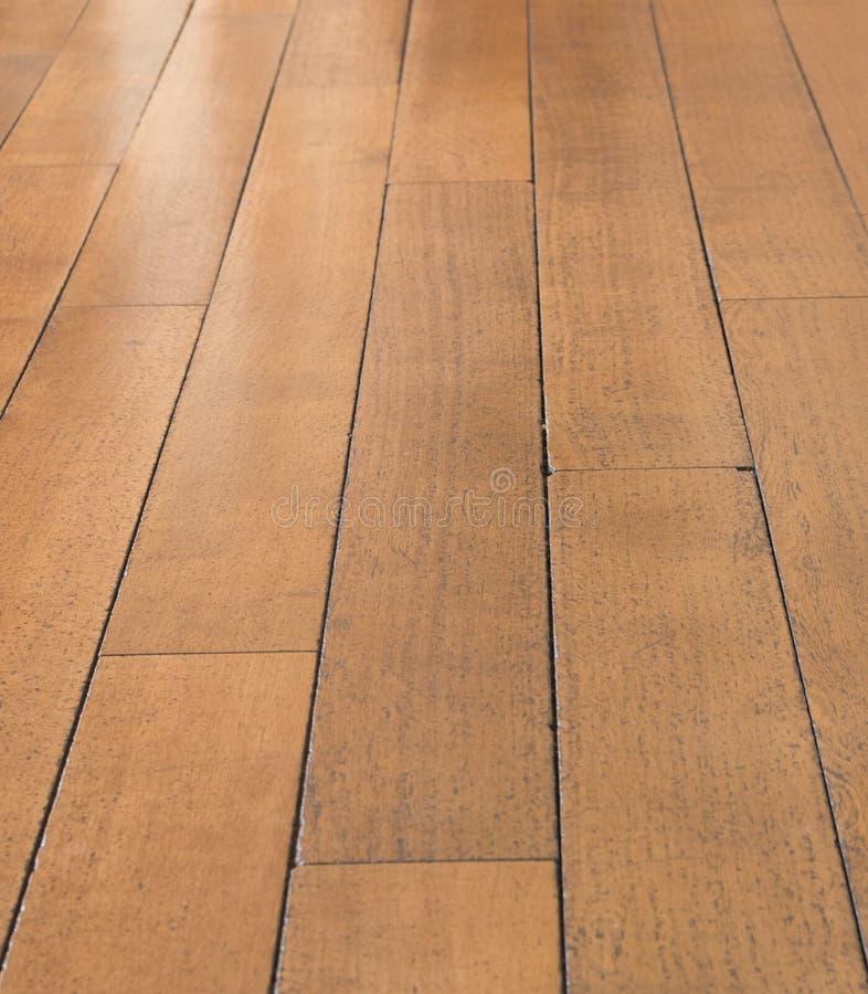 Γυαλισμένα ξύλινα Floorboards στοκ φωτογραφία με δικαίωμα ελεύθερης χρήσης