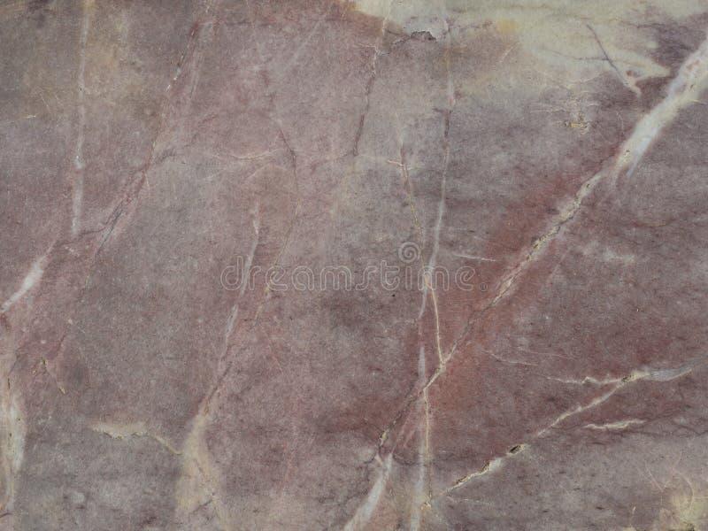 Γυαλισμένος ροζ Quartzite ψαμμίτης χαλαζία με τις άσπρες φλέβες ston στοκ φωτογραφία με δικαίωμα ελεύθερης χρήσης
