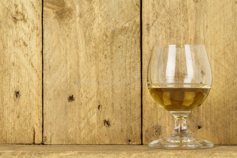 Γυαλί της αλκοόλης στοκ εικόνες