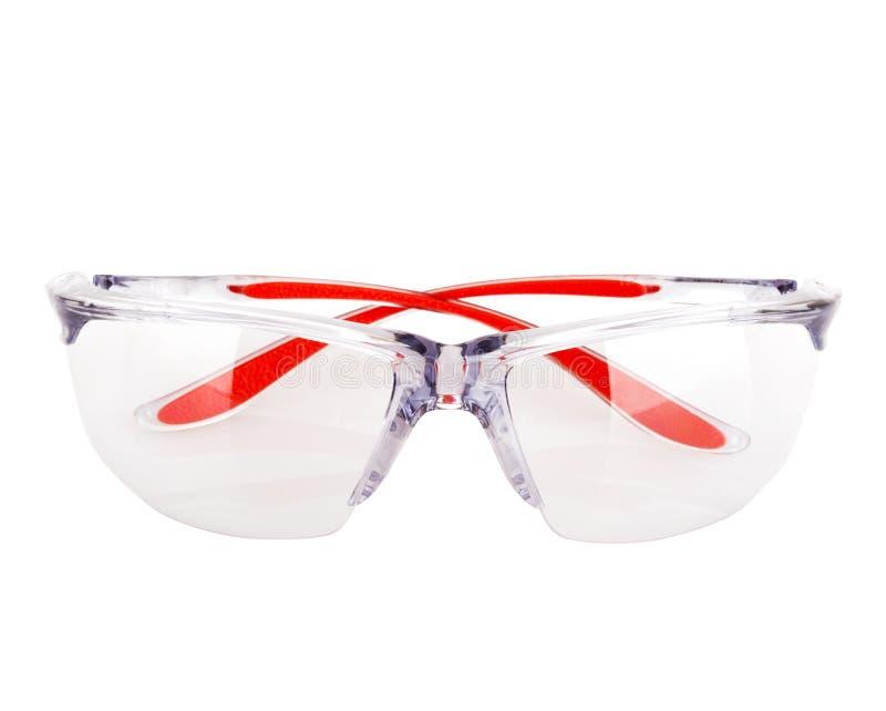 Γυαλιά ασφάλειας στοκ εικόνες με δικαίωμα ελεύθερης χρήσης