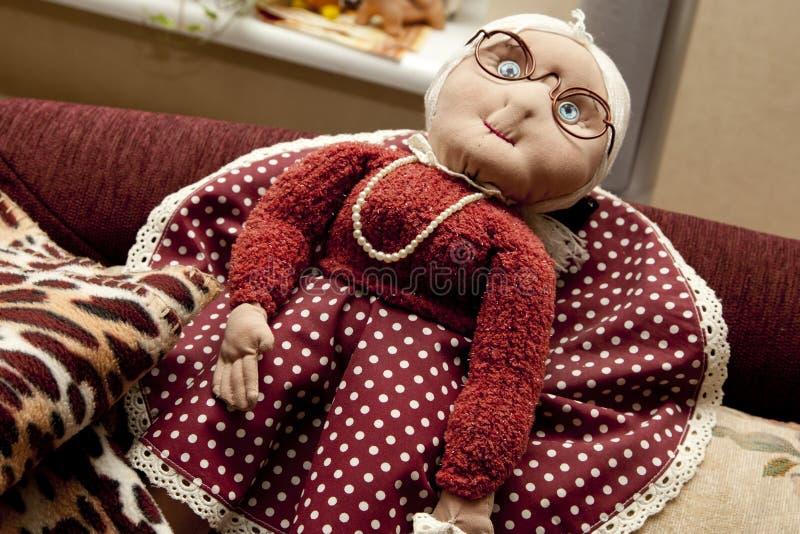 Γυαλιά γιαγιάδων στοκ φωτογραφία