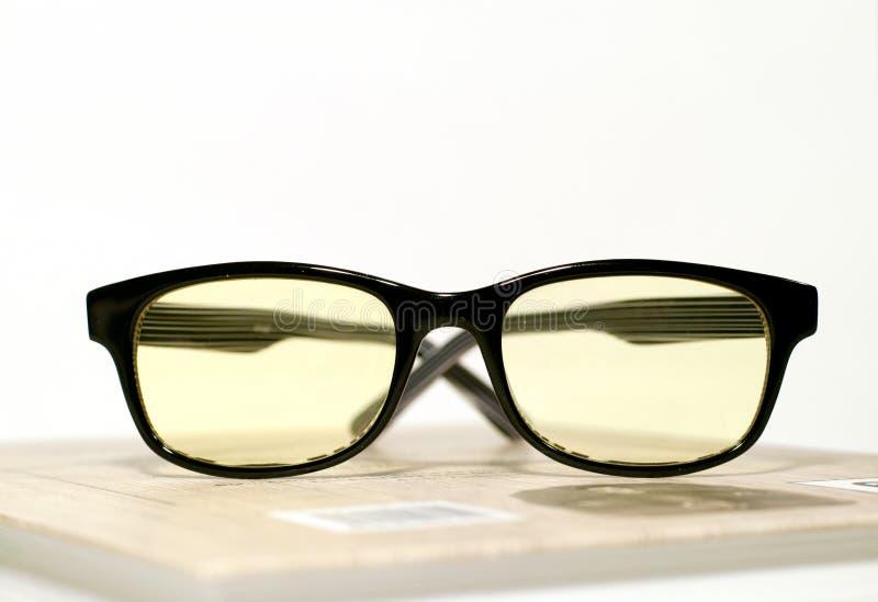 Γυαλιά υπολογιστών στοκ φωτογραφίες με δικαίωμα ελεύθερης χρήσης