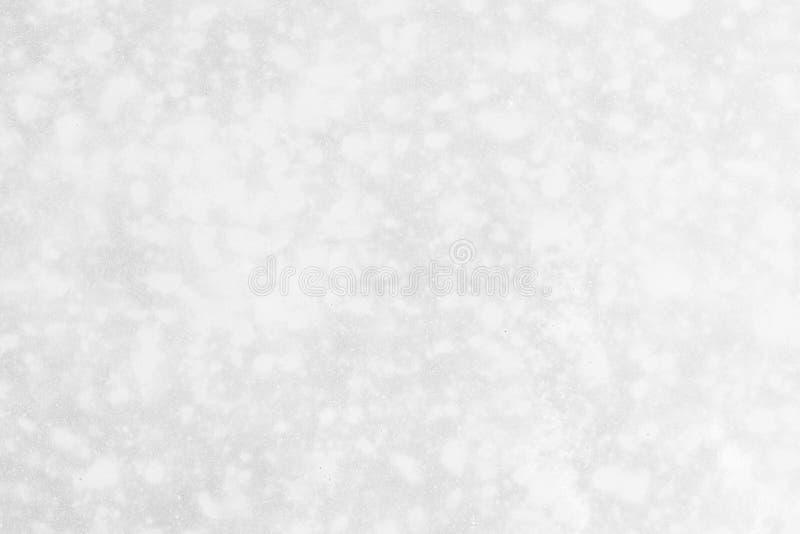 Γυαλισμένο γυμνό άσπρο χρώμα σύστασης συμπαγών τοίχων στοκ φωτογραφία