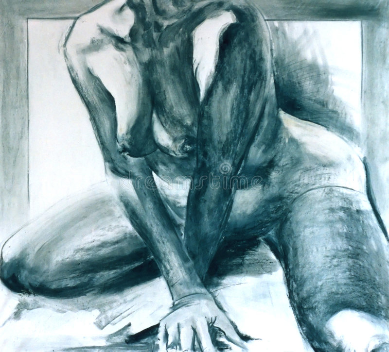 Download γυμνή γυναίκα κορμών απεικόνιση αποθεμάτων. εικονογραφία από λεσβία - 377005