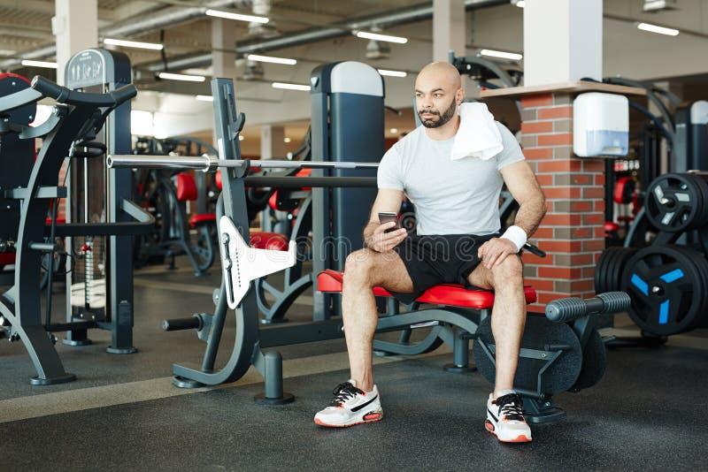 γυμναστική αθλητών στοκ εικόνα με δικαίωμα ελεύθερης χρήσης
