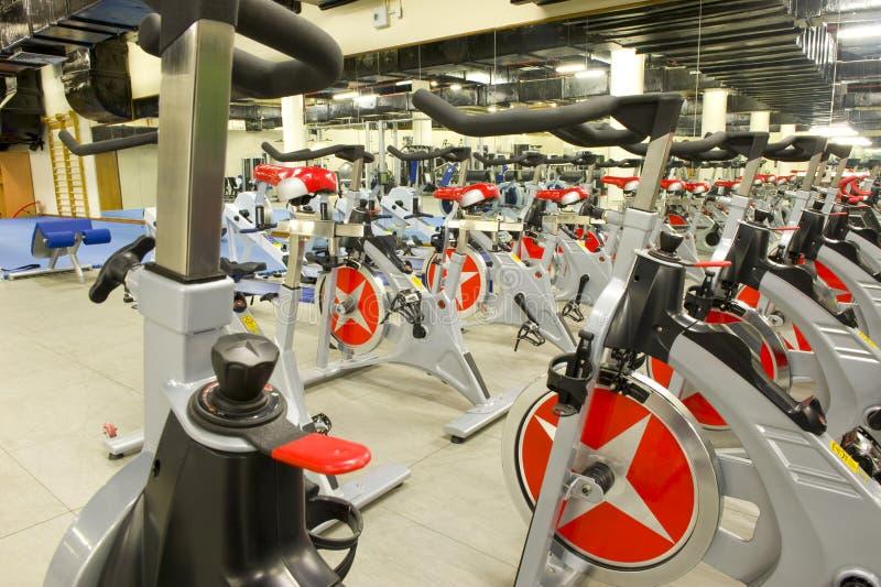 γυμναστική εξοπλισμού στοκ εικόνα με δικαίωμα ελεύθερης χρήσης