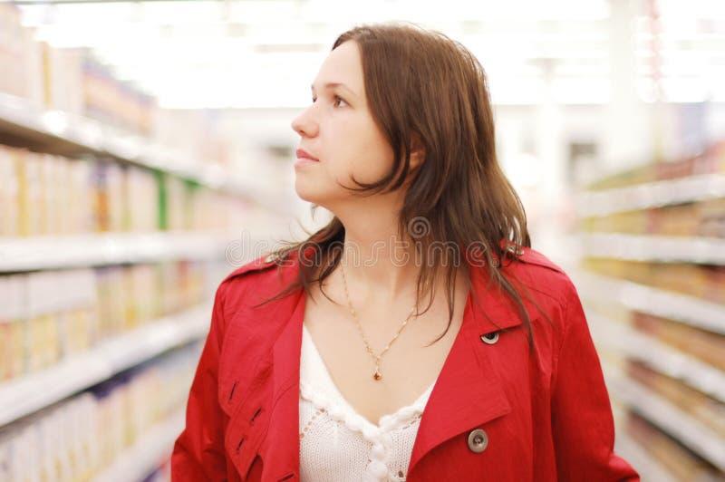 γυναίκα αγοράς στοκ φωτογραφίες με δικαίωμα ελεύθερης χρήσης