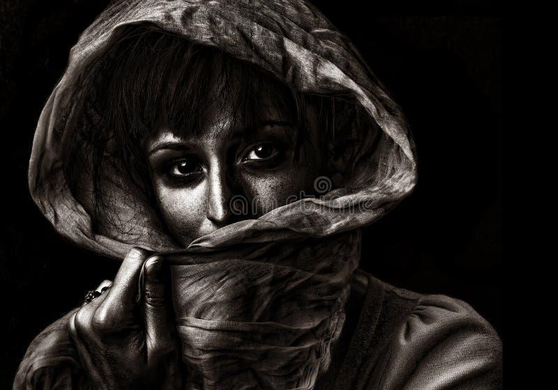 γυναίκα αγροτών στοκ φωτογραφίες με δικαίωμα ελεύθερης χρήσης
