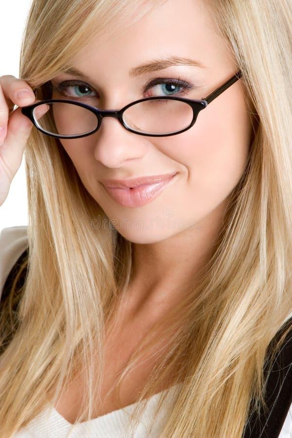 γυναίκα γυαλιών