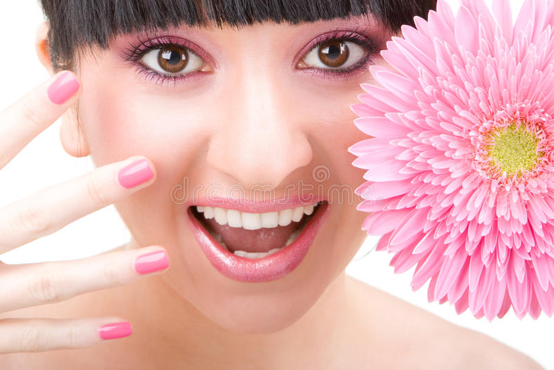 γυναίκα διασκέδασης λο στοκ φωτογραφία με δικαίωμα ελεύθερης χρήσης