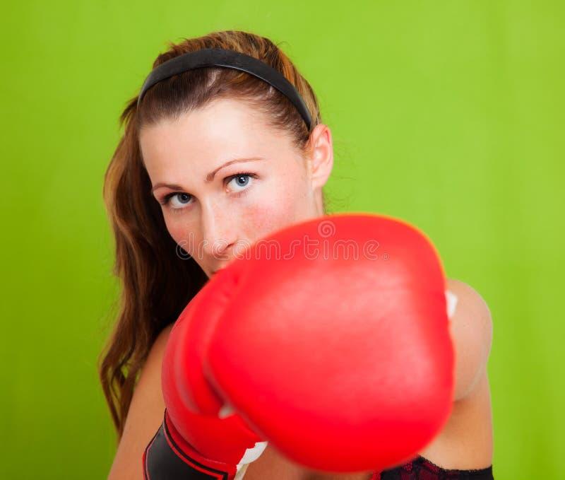γυναίκα δύναμης ικανότητα&si στοκ φωτογραφία με δικαίωμα ελεύθερης χρήσης