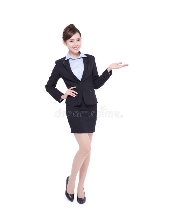 γυναίκα 2 επιχειρήσεων στοκ εικόνα