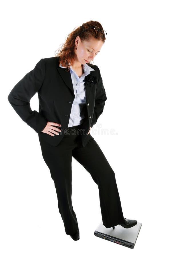 γυναίκα επιχειρήσεων στοκ φωτογραφία με δικαίωμα ελεύθερης χρήσης
