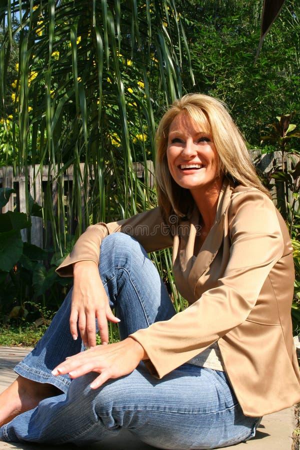 γυναίκα επιχειρησιακού  στοκ εικόνα με δικαίωμα ελεύθερης χρήσης