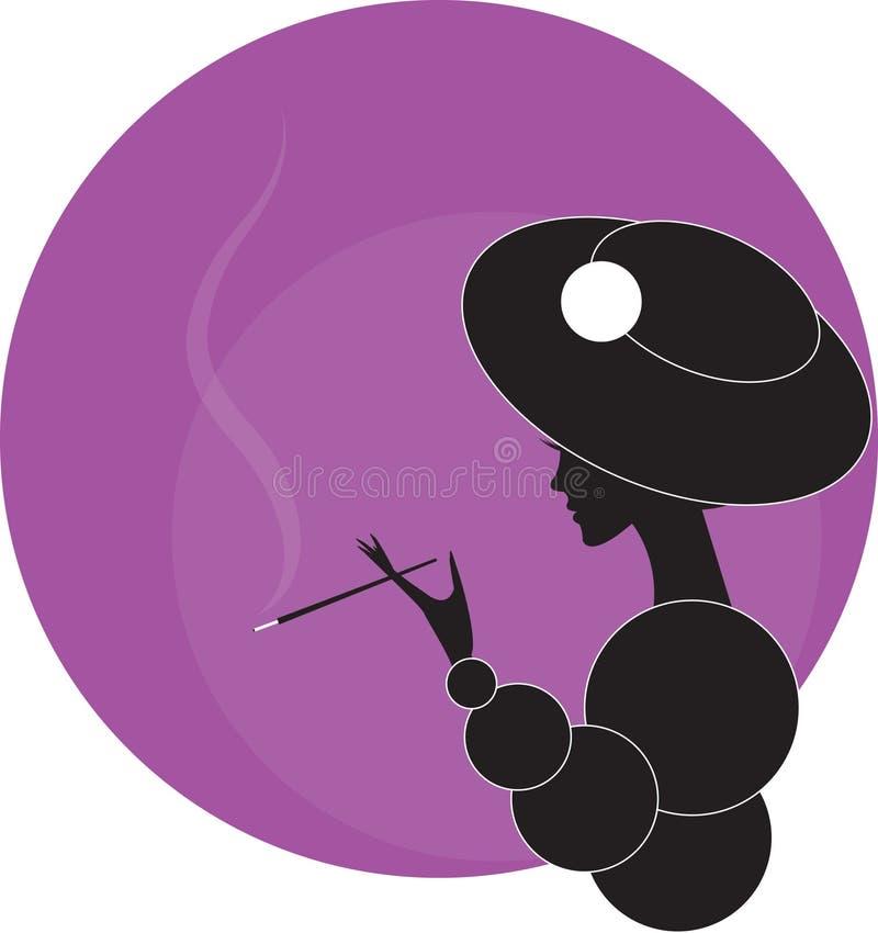 γυναίκα κοριτσιών απεικόνιση αποθεμάτων