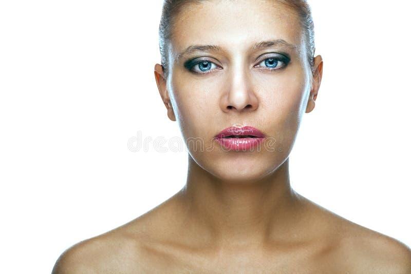 Γυναίκα ομορφιάς στοκ εικόνες
