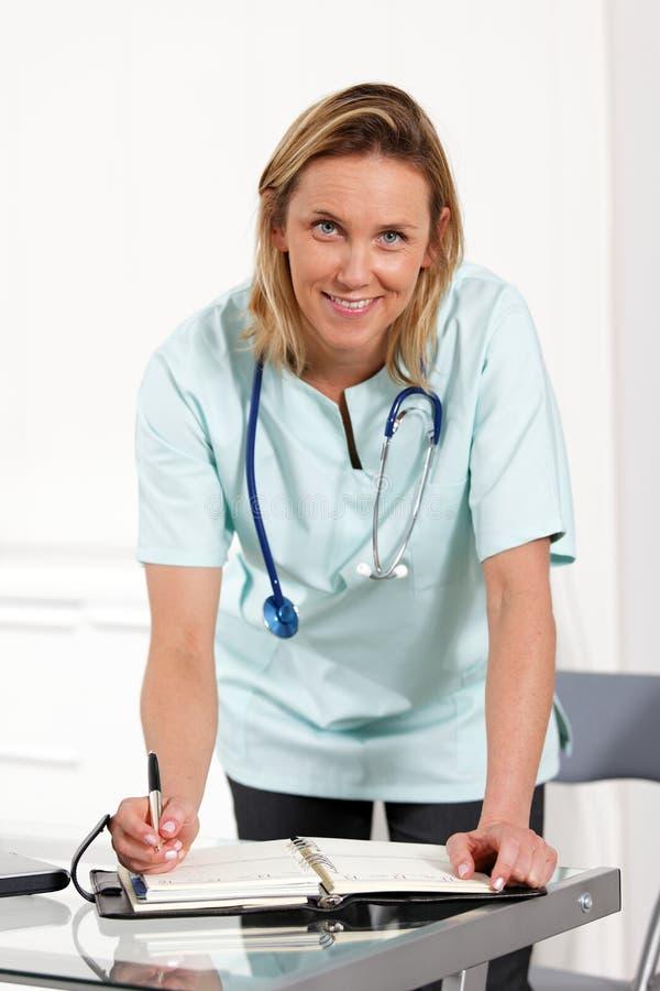 γυναίκα πεννών γιατρών στοκ εικόνες με δικαίωμα ελεύθερης χρήσης