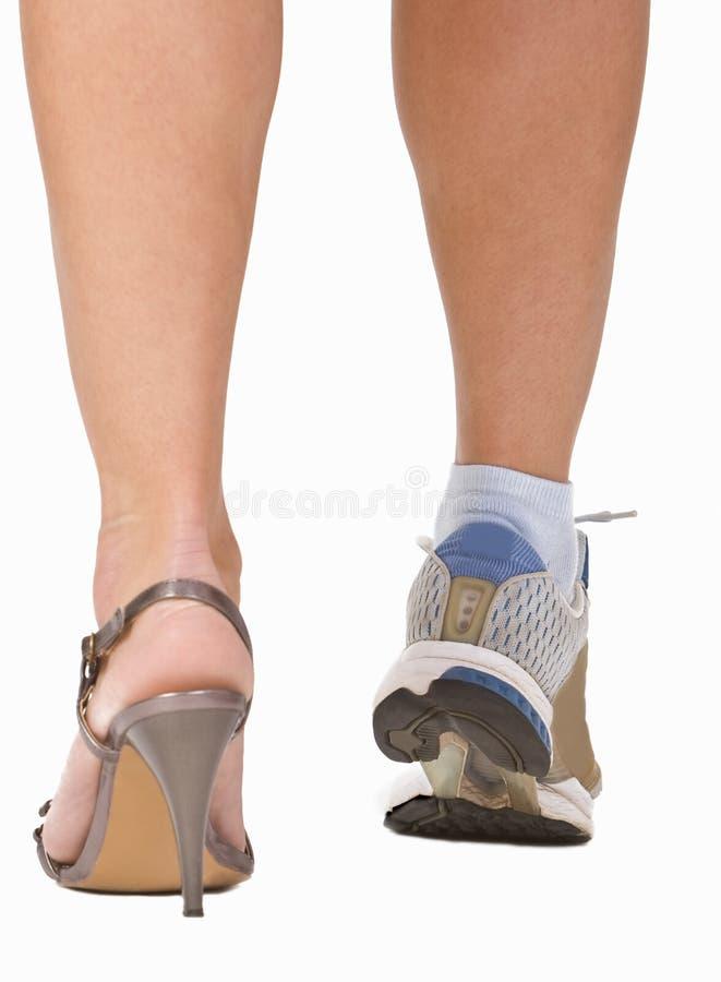 γυναίκα ποδιών s στοκ φωτογραφία