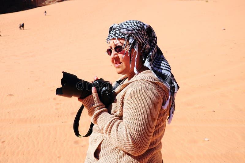 γυναίκα φωτογράφων στοκ εικόνες με δικαίωμα ελεύθερης χρήσης