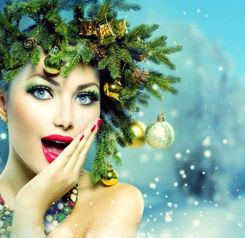 Γυναίκα Χριστουγέννων
