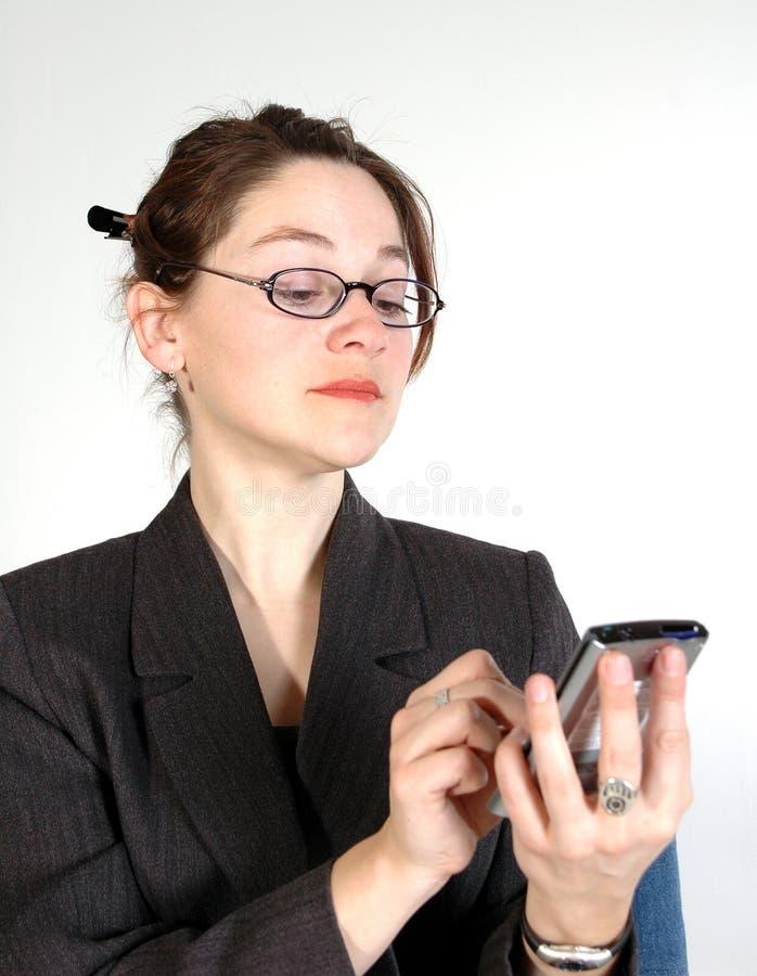 γυναίκα 11 επιχειρήσεων στοκ εικόνες με δικαίωμα ελεύθερης χρήσης
