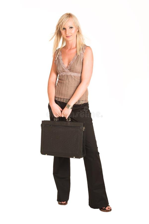 γυναίκα 306 επιχειρήσεων στοκ εικόνα