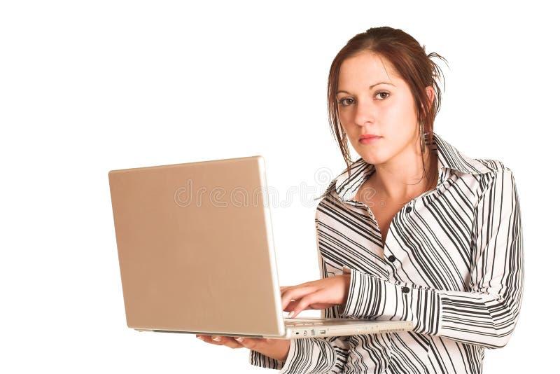γυναίκα 354 επιχειρήσεων στοκ εικόνα με δικαίωμα ελεύθερης χρήσης