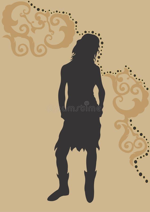 Download γυναίκα απεικόνιση αποθεμάτων. εικονογραφία από arroyos - 380873