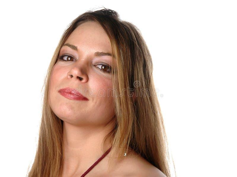 γυναίκα 8 επιχειρήσεων Στοκ εικόνες με δικαίωμα ελεύθερης χρήσης