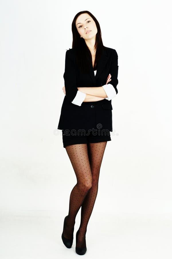 γυναίκα brunette στοκ εικόνες