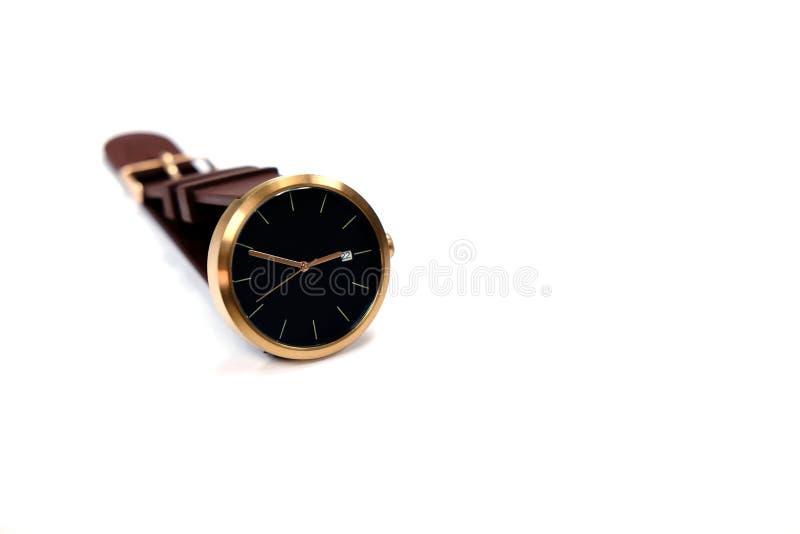 Γυναίκα wristwatch στοκ εικόνες