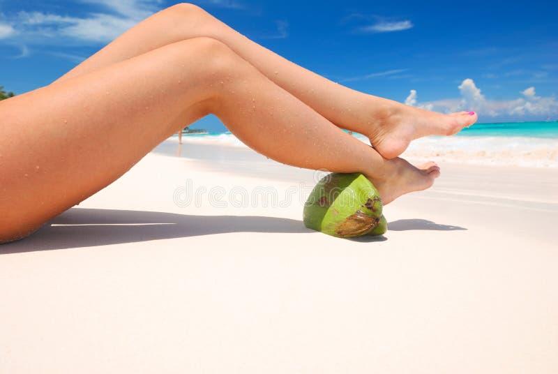 γυναίκες ποδιών s στοκ εικόνα με δικαίωμα ελεύθερης χρήσης