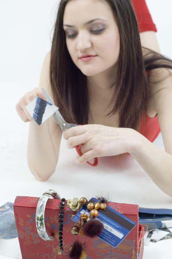 γυναίκες χρημάτων στοκ φωτογραφία με δικαίωμα ελεύθερης χρήσης