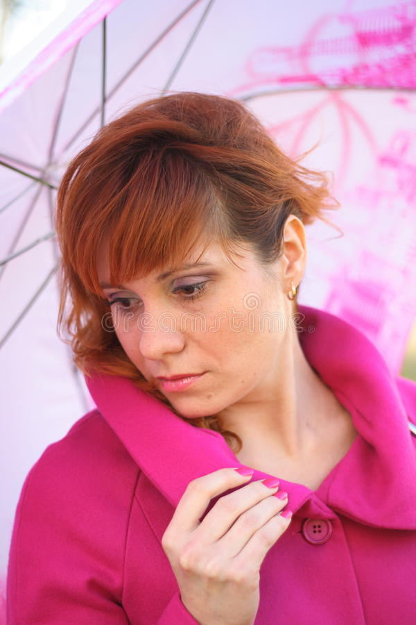 Download γυναικείο ροζ στοκ εικόνες. εικόνα από γυναίκα, καρφιά - 17053478
