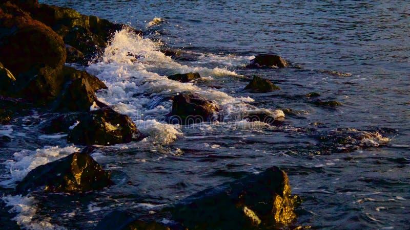 Γυρίζοντας παλίρροια στοκ εικόνες