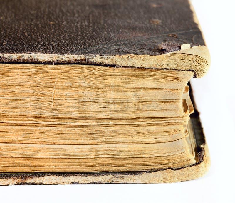 Γωνία των παλαιών βιβλίων στοκ εικόνα