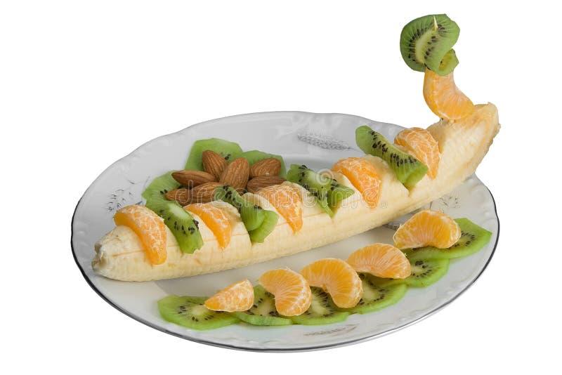 γόνδολα μπανανών στοκ φωτογραφία με δικαίωμα ελεύθερης χρήσης