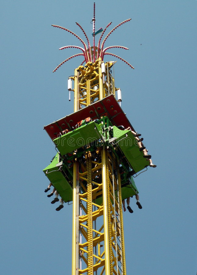 γύρος καρναβαλιού στοκ φωτογραφία