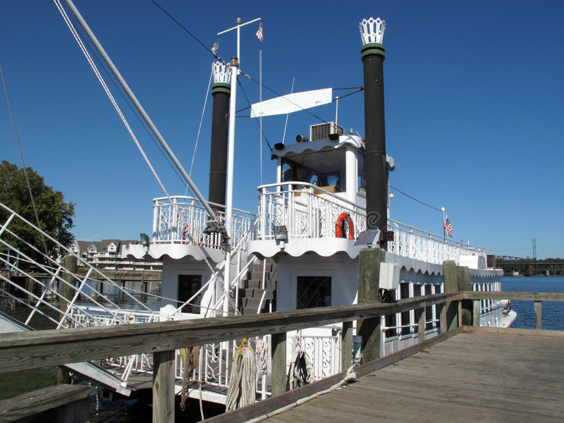 γύρος susquehanna ποταμών βαρκών στοκ εικόνες