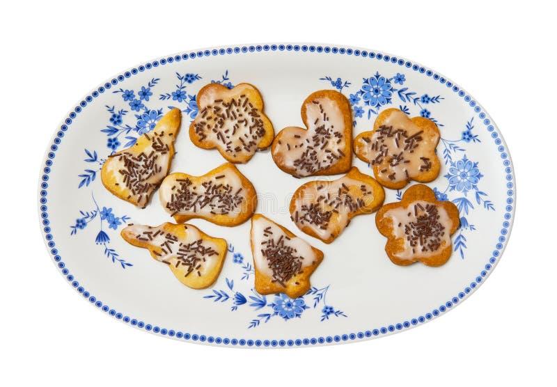 Γλυκά μπισκότα στοκ εικόνα