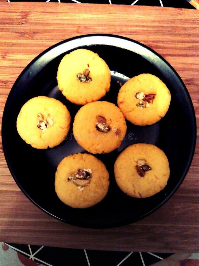 Γλυκά πιάτων στοκ φωτογραφία με δικαίωμα ελεύθερης χρήσης