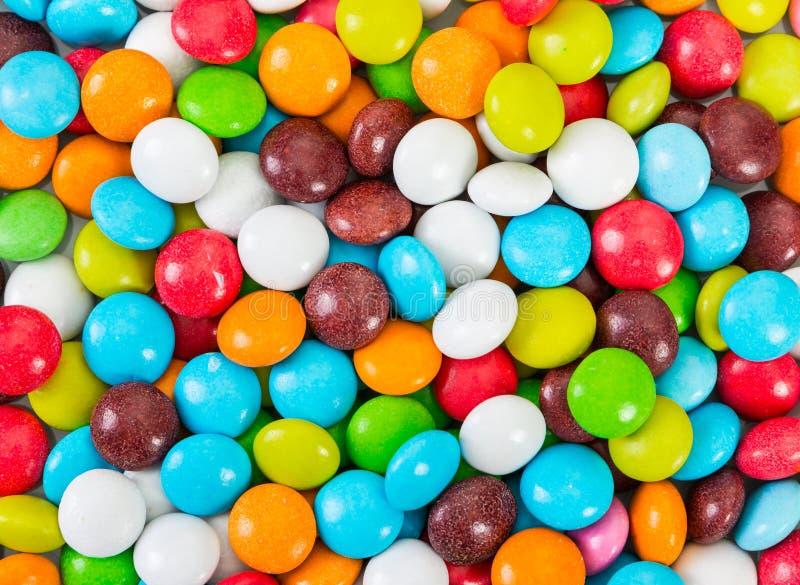 Γλυκιά καραμέλα colorfull ως υπόβαθρο στοκ εικόνες με δικαίωμα ελεύθερης χρήσης