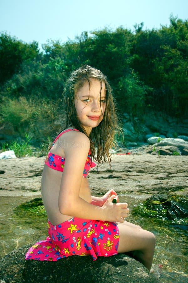 Γλυκό καλοκαίρι στοκ εικόνες με δικαίωμα ελεύθερης χρήσης
